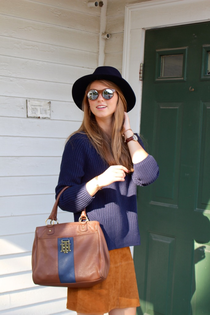 Weekend Sweater + Hat