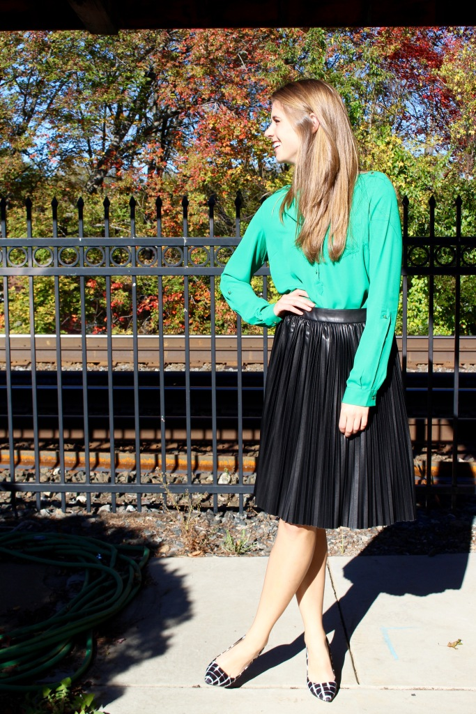 Fall Work Wear | The Sol Compass
