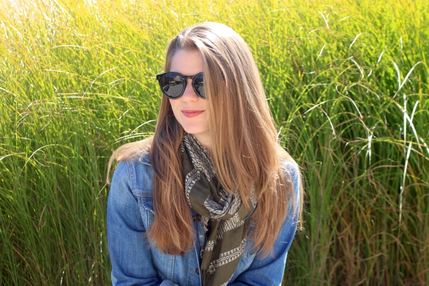 Black Illesteva Sunglasses