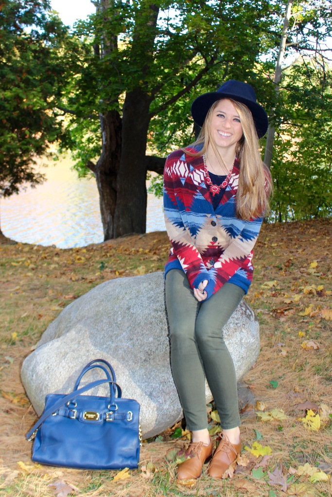 Southwestern Sweater from American Living and Macy's