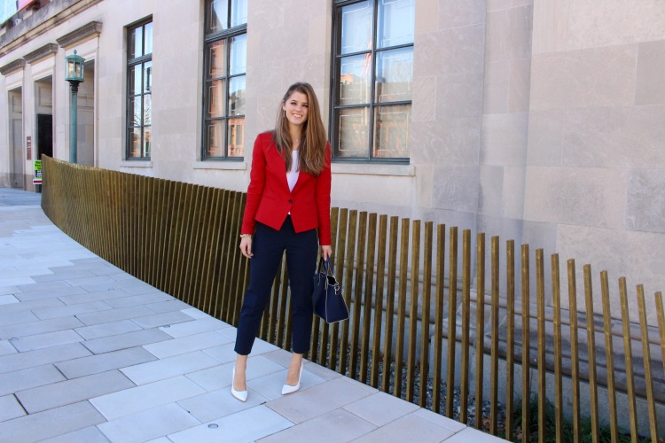 Election Day Outfit | The Sol Compass