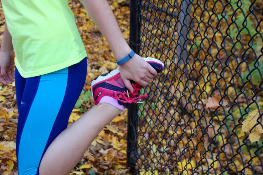 Fitbit, Brooks Running Shoes