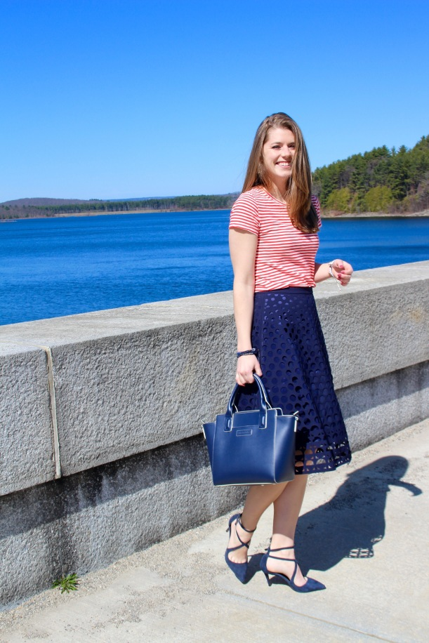 J.Crew outfit on The Sol Compass