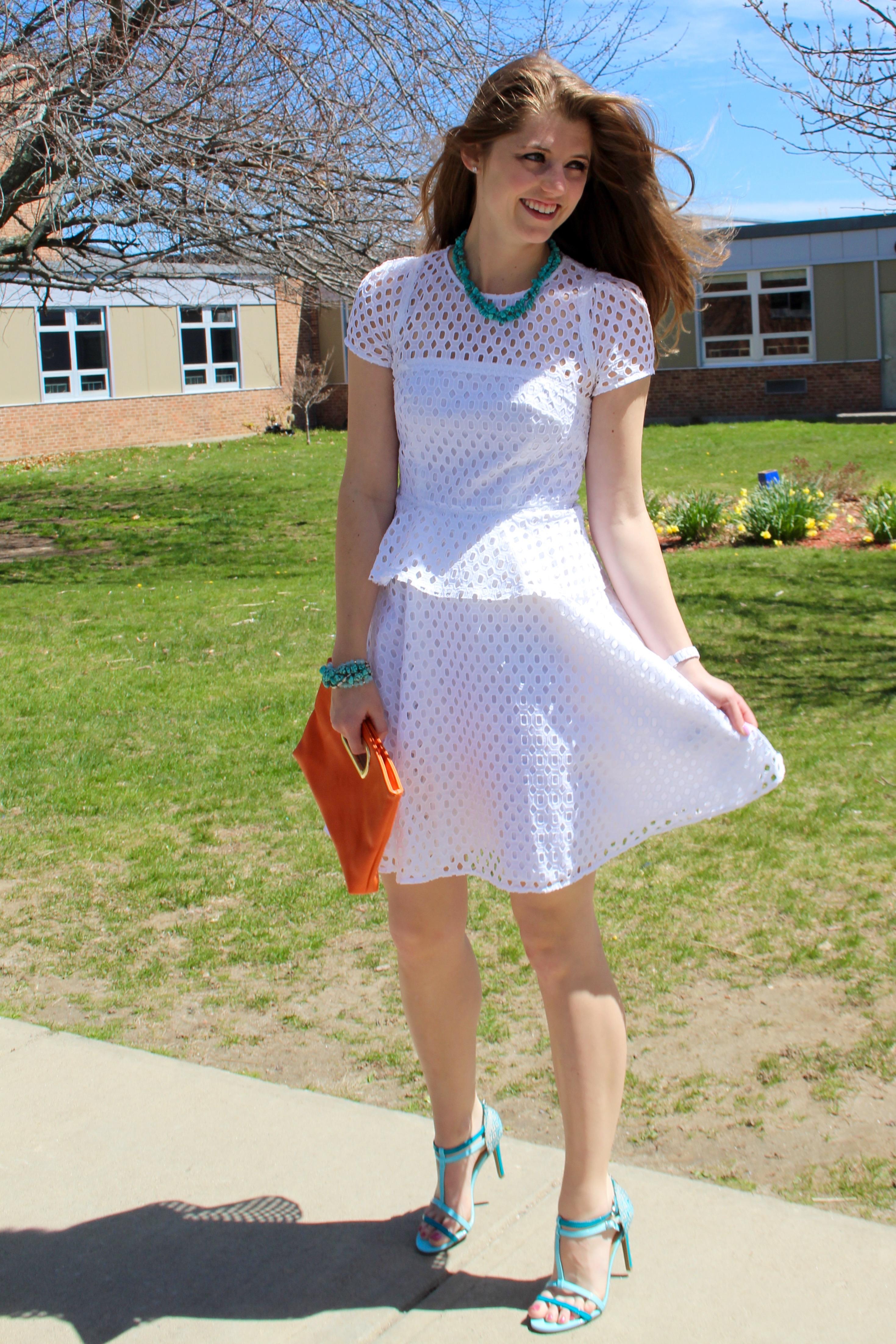 summer dress | The Sol Compass