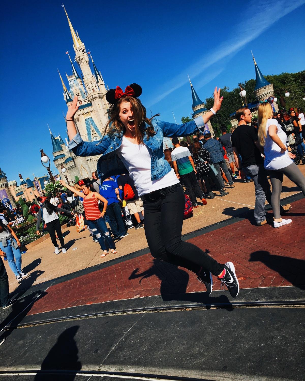 Disney Outfit Recap