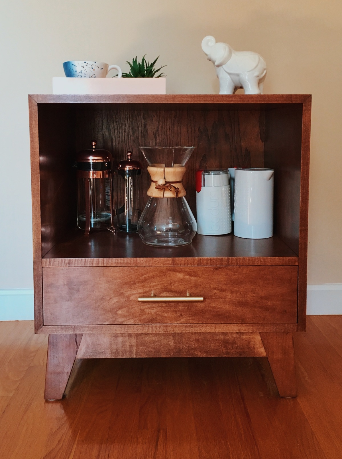 Assembling The Perfect CoffeeStation